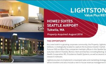 Home2 Suites Seattle Airport — Tukwila, WA Property Summary
